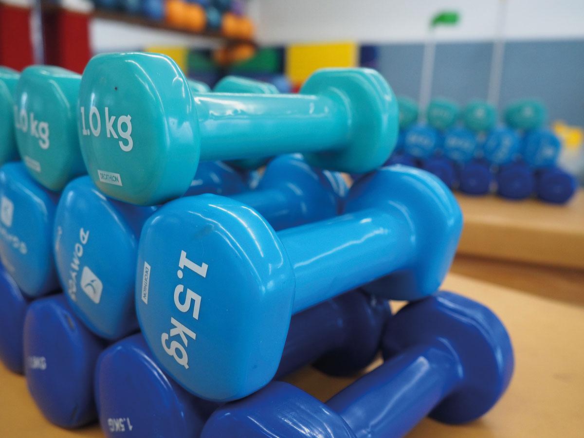 Read more about the article Fitness-Mix am Mittwoch: Die nächsten Termine im Überblick