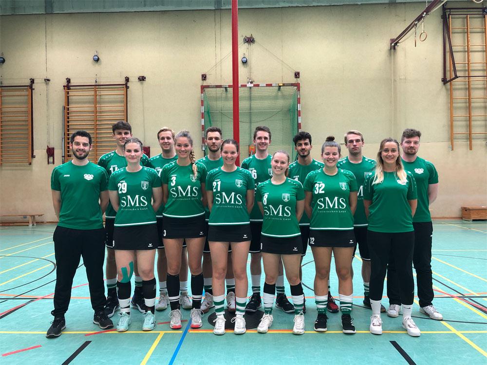 Read more about the article TuS-Korfball: S1 startet mit Sieg in die neue Saison