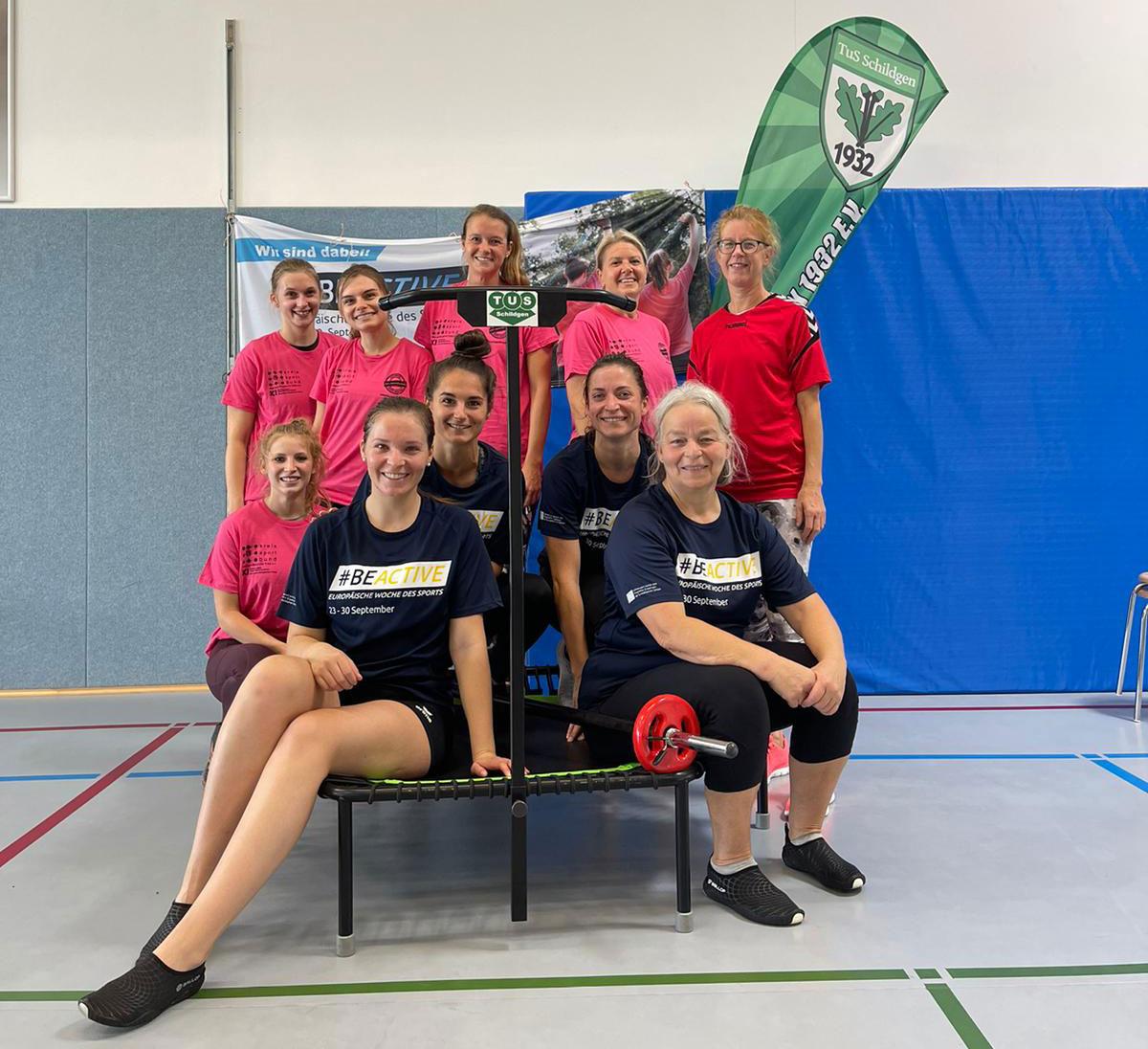 Read more about the article #BeActive – 300€ für Flutopfer an der Ahr