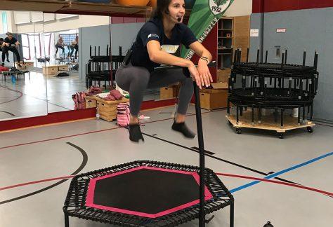 Neuer Jumping Fitness-Kurs: Mittwochs von 18:00 – 19:00 Uhr